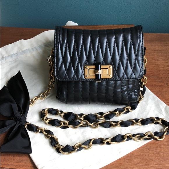 eefff4800 Lanvin Bags | Happy Mini Pop Crossbody Bag Soft Lambskin | Poshmark